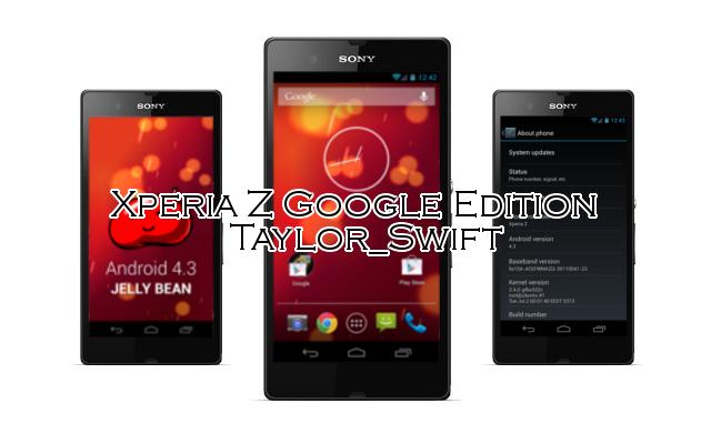 Sony Xperia Z získává port Androidu 4.3