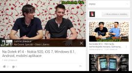 Youtube aplikace pro Android prošla razantní proměnou [apk]