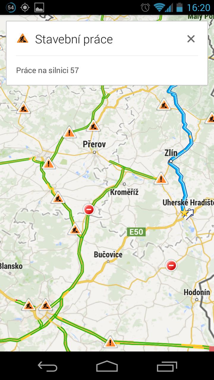 Google Mapy a Waze – služby začaly prorůstat