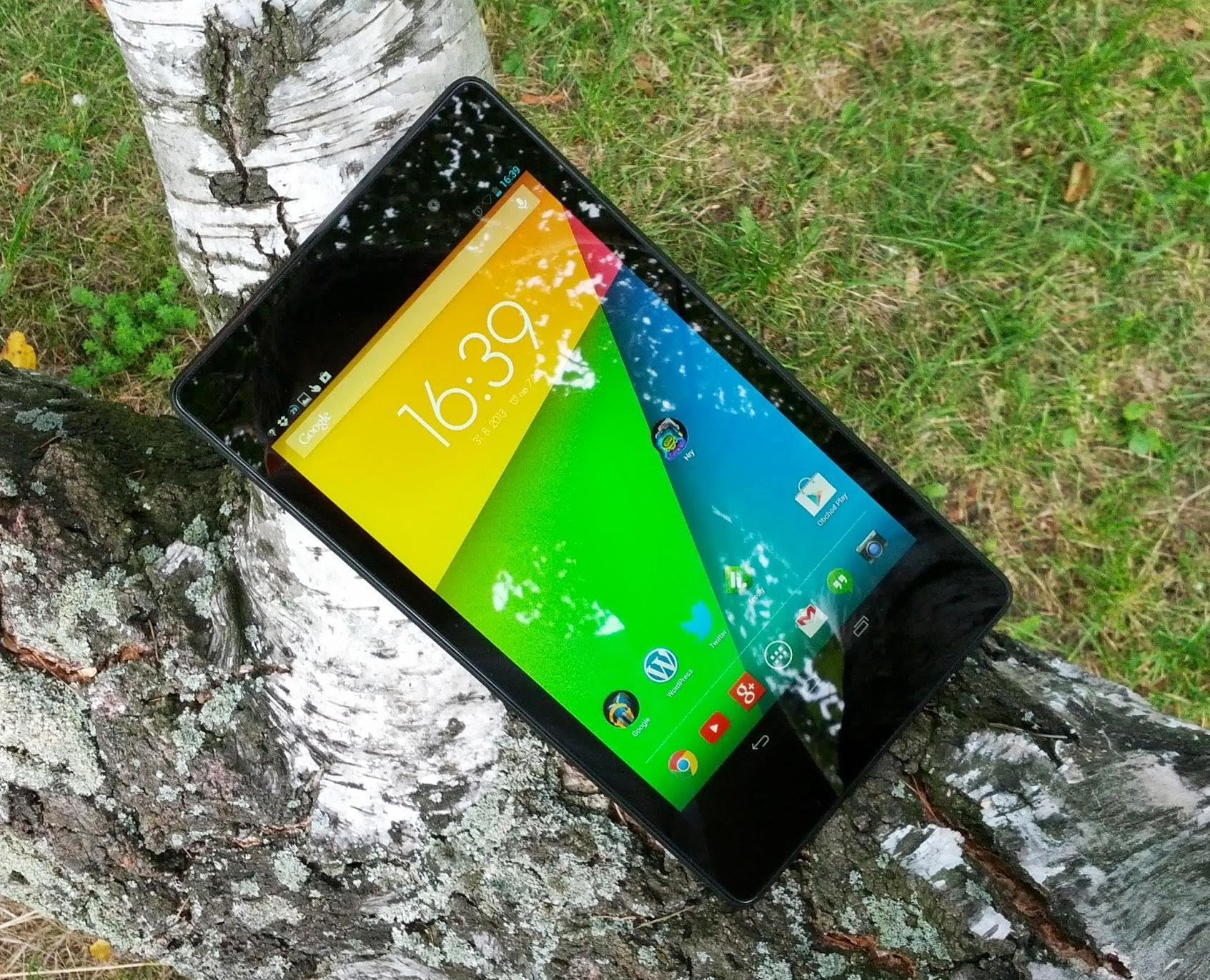 Nexus 7 (2013) – hrdý zástupce 7palcových tabletů [recenze]