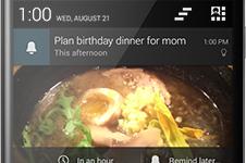 Google Keep získává upomínky na základě času a lokace [aktualizováno, APK]