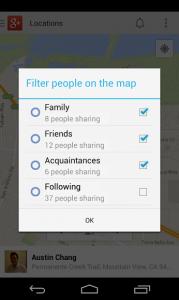 4location-sharing-filter