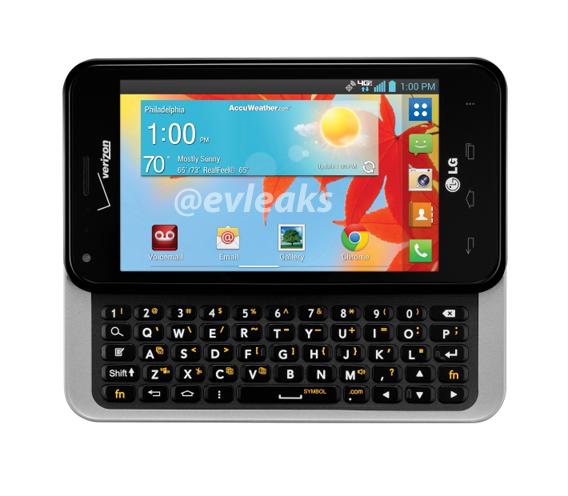 Android s QWERTY klávesnicí? Naděje umírá poslední!