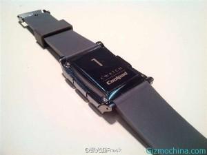 Coolpad Cwatch - přední část