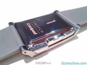 Coolpad Cwatch - zadní část