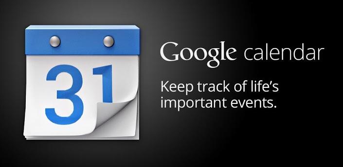 Google Kalendář pro Android získává synchronizaci notifikací