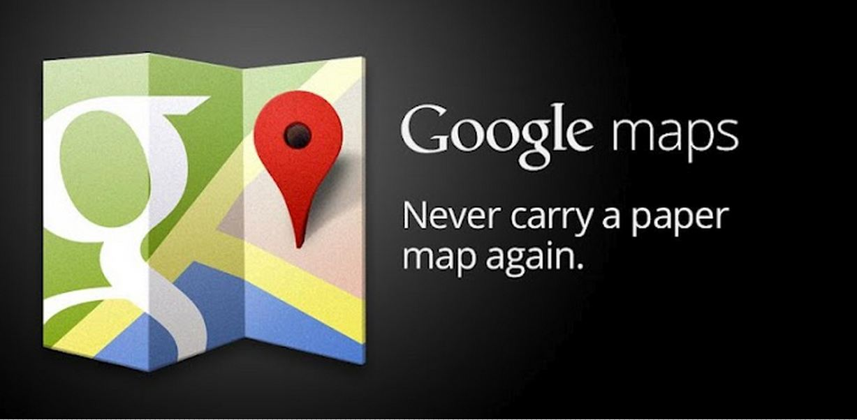 Google Mapy povyšují na verzi 8.1 [Android]