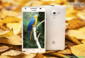 Huawei Honor 3 - displej