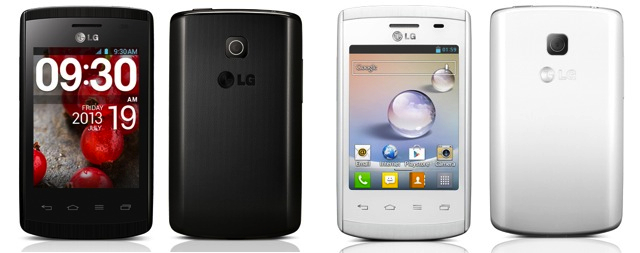 LG představil low-endový model Optimus L1 II
