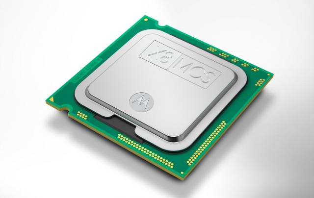 Motorola zveřejnila detaily ohledně jejich procesoru X8