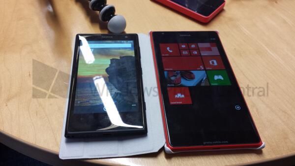 """Nokia Lumia 1520 """"Bandit"""" na první fotografii [aktualizováno]"""