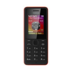 Nokia 107 - přední panel