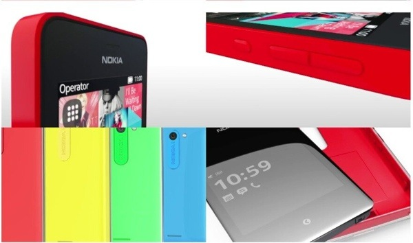 Nokia chystá nové modely Asha 502 a Asha 503