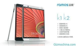 Ramos K1 a K2