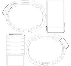 Samsung Galaxy Gear - design