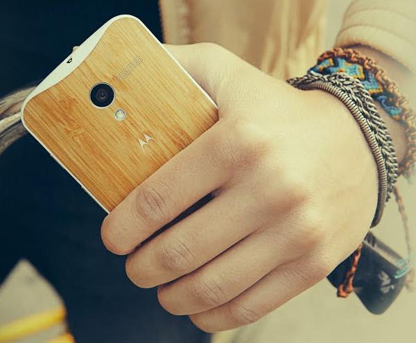 Motorola představila smartphone Moto X