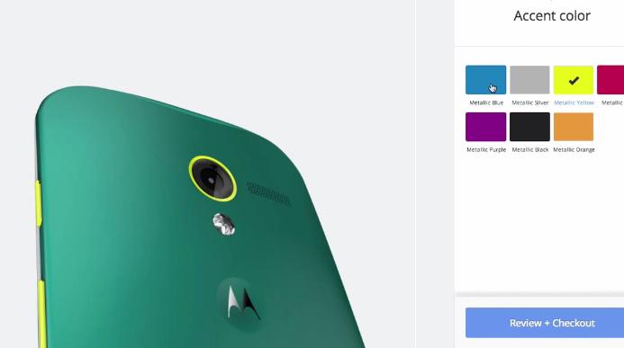S MotoMaker navrhnete originální Moto X [videa]