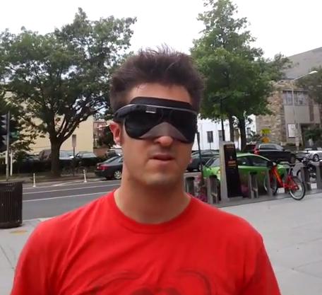 Google Glass mohou pomoci slabozrakým a nevidomým