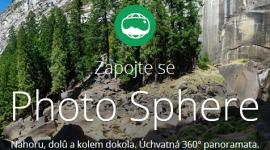 """Galerie získává pro PhotoSphere """"kompas mód"""""""