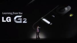 Záznam z představení LG G2
