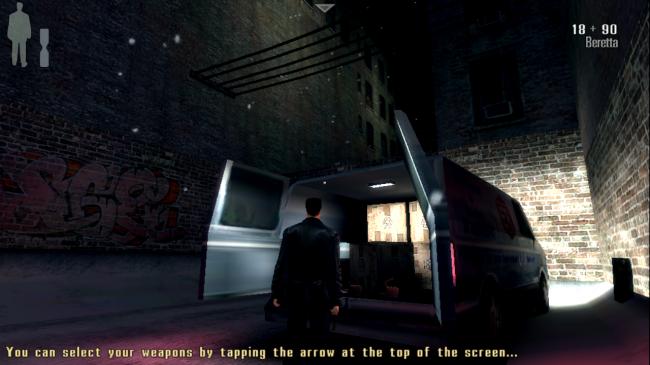 Max Payne se pomocí gamepadu hraje skvěle