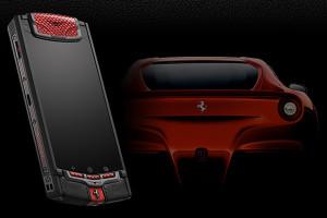 Vertu Ti Ferrari