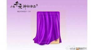 Xiaomi Purple Rice - pozvánka