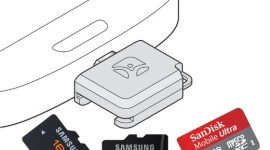 Mini MicroSD čtečka z Kickstarteru se dostává do prodeje