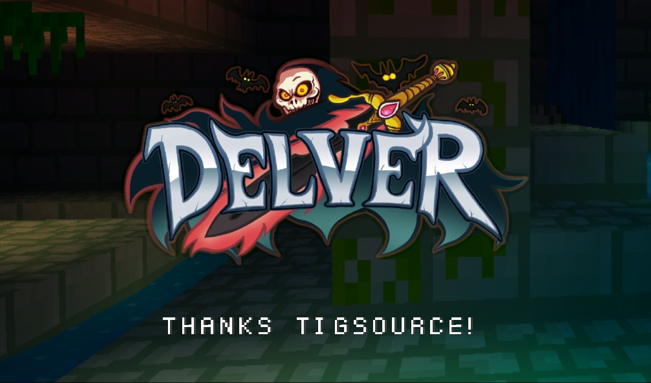 Delver – Moderní dungeon crawling