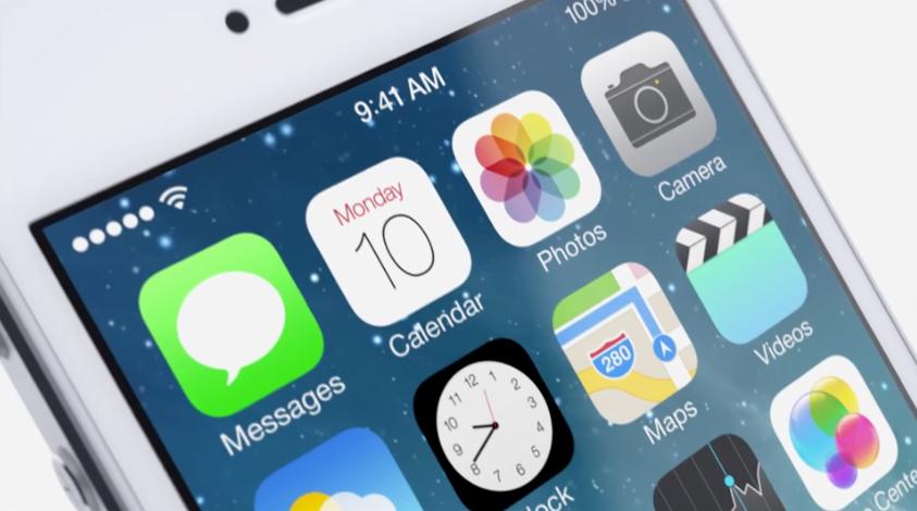 Vydání finální verze iOS 7 se dočkáme 10. září