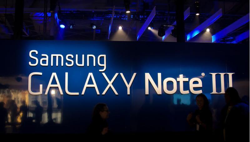 Galaxy Note III se Snapdragonem 800 zavítá k nám, k sousedům půjde s Exynosem