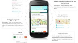 Google Now zřejmě dostane novou kartu – lokální zprávy
