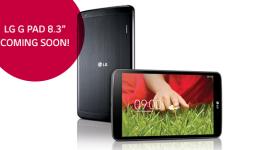 LG představil tablet G Pad [aktualizováno]