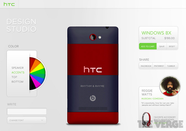 HTC plánovalo modifikaci smartphonu jako Motorola u Moto X