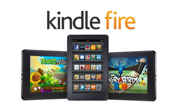 Příští rok se dočkáme Kindle Fire s procesory od MediaTeku