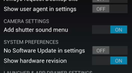 Note 2 Hidden Settings – objevte skrytá nastavení u SGS4 a Galaxy Note 2