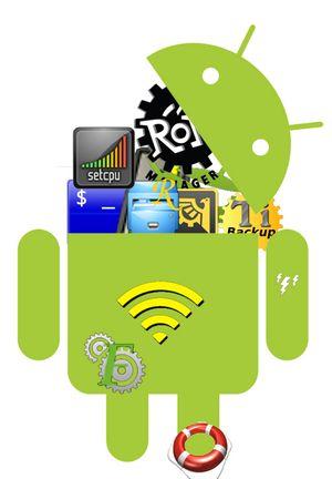 5 aplikací ze storu pro rootnutá zařízení