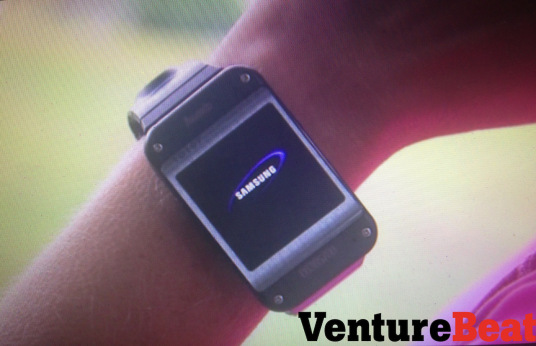 Samsung Galaxy Gear – první reálné snímky? [aktualizováno]