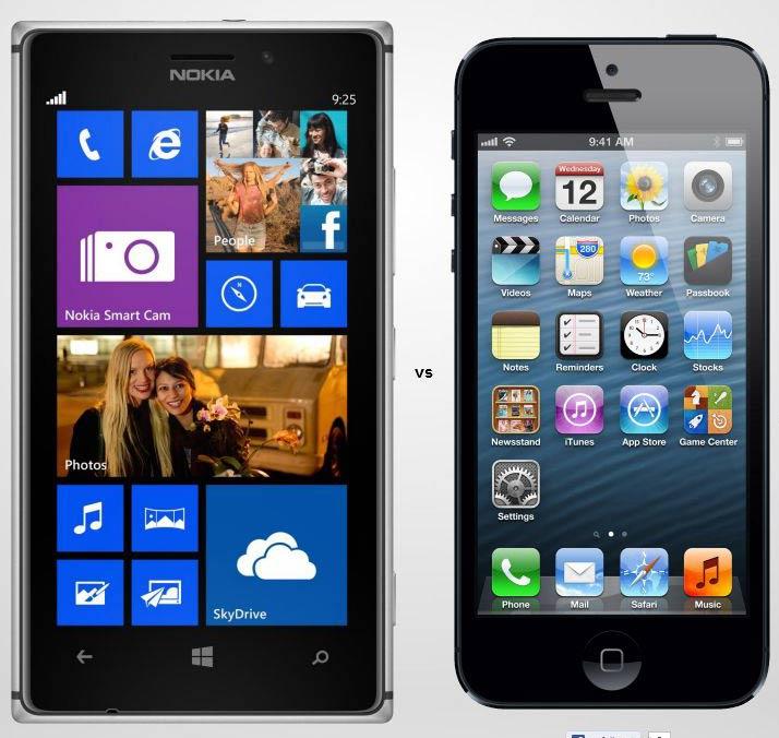 Nokia opět dokazuje: Lumia 925 fotí lépe než iPhone 5 [video]