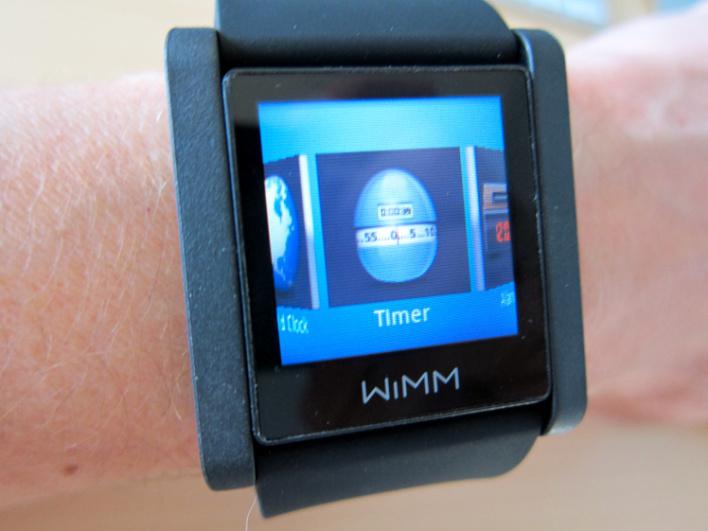 Google před rokem koupil WIMM – výrobce chytrých hodinek