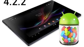 Vychází Android 4.2.2 i pro WiFi verzi Sony Xperia Tablet Z [aktualizováno]