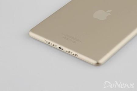 Zlatý iPad mini 2 s Touch ID na nových snímcích