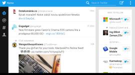 Aplikace Twitter pro Android získá tabletovou verzi – máme APK!