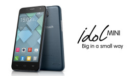 Alcatel představil One Touch Idol S a Mini