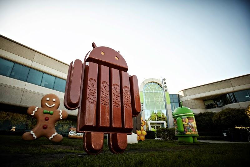Android 4.4 KitKat – nízká spotřeba energie při přehrávání zvuku