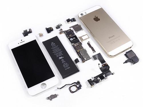 iPhone 5S a 5C: Kolik stojí jejich výroba?