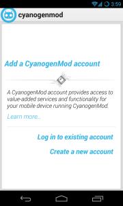 CM Account 3