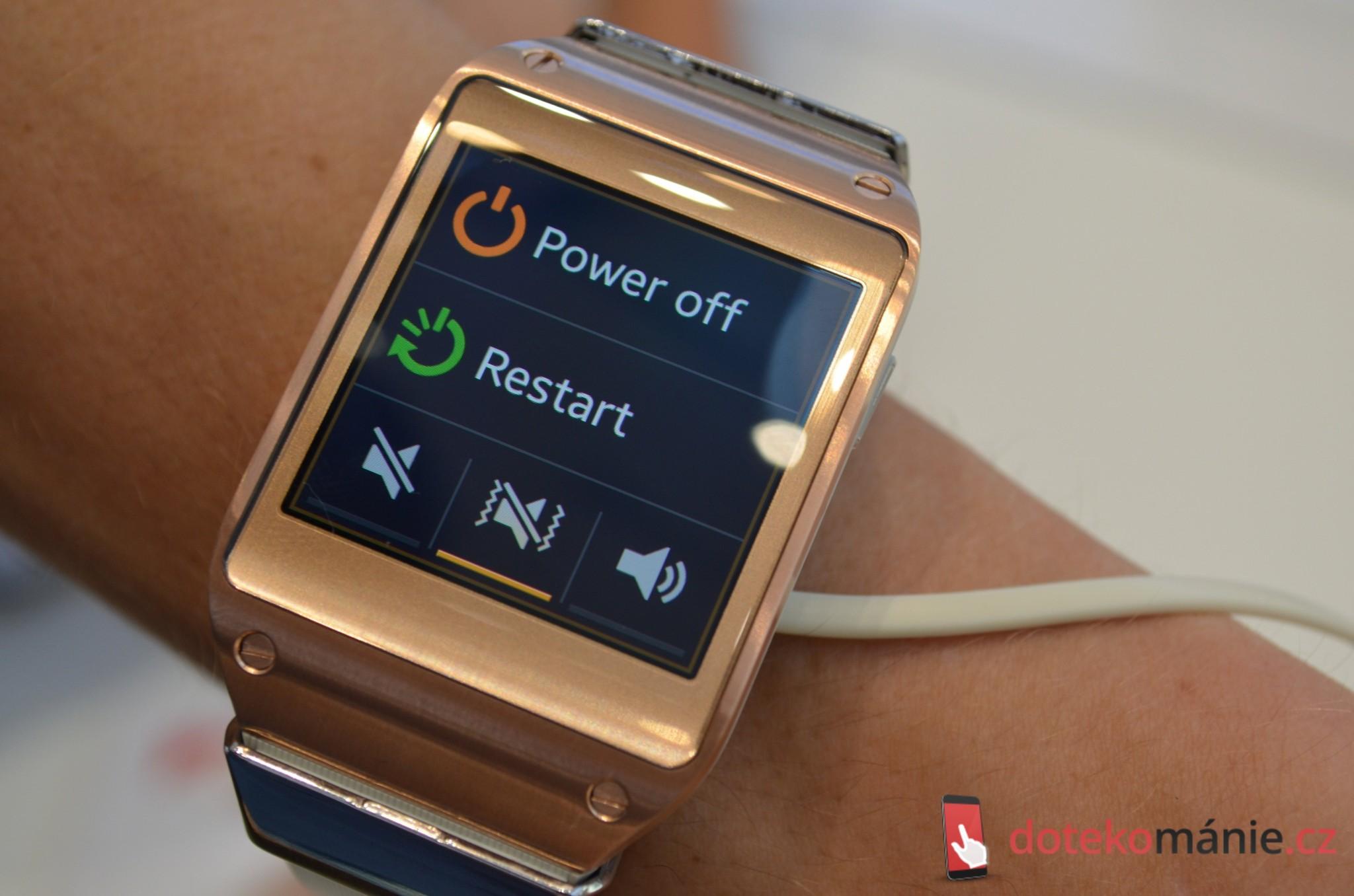 Nové reklamy na Galaxy Gear – Samsung ukázal dlouhou historii