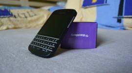 BlackBerry Q10 – stylový pracovník [recenze]
