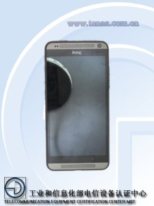 HTC 7060 - přední část